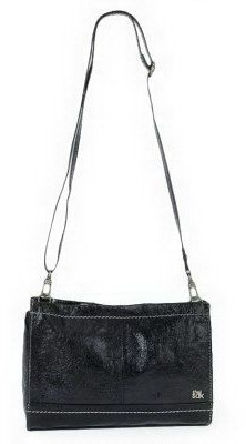 The Sak Leather Iris Demi Clutch w/ Adjustable Crossbody Strap