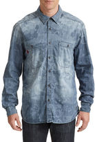 Strellson Cloud Chambray Button Shirt