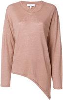 IRO Bistrita T-shirt - women - Linen/Flax - M