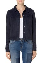 J Brand Women's Ethel Suede Jacket