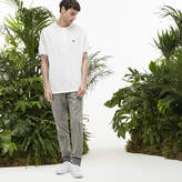 Lacoste Men's Fashion Show Urban Seersucker Trackpants
