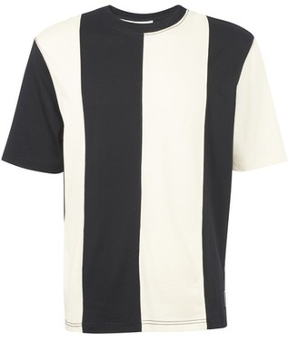Ami Two-tone t-shirt