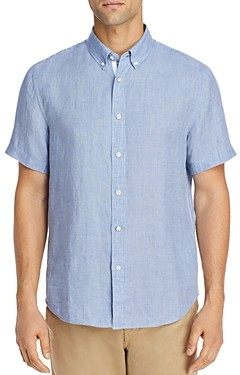 Rag & Bone Fit 2 Tomlin Linen Slim Fit Shirt