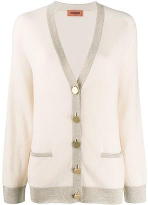 Missoni Long Sleeve Knit Cardigan