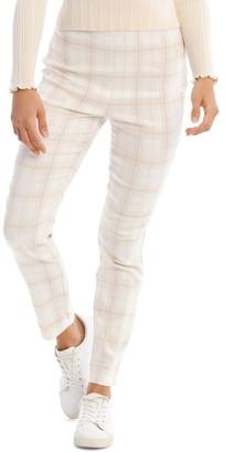 Miss Shop Check Pants