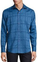 Robert Graham Morley Plaid Shirt