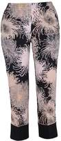 N°21 Silk Pajamas Trousers