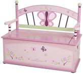 Levels of Discovery CoCaLo Sugar Plum Storage Bench by