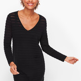 Talbots V-Neck Cover Up - Solid