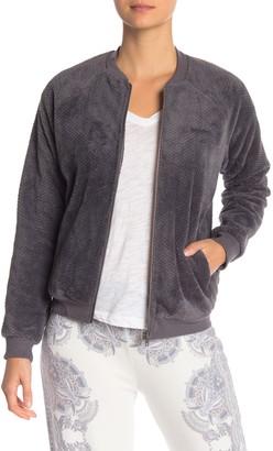 PJ Salvage Cozy Zip Jacket