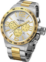 TW Steel CB33 Canteen stainless steel watch