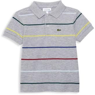 Lacoste Baby's, Little Boy's & Boy's Striped Polo