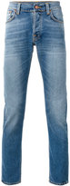 Nudie Jeans faded slim fit jeans - men - Cotton/Spandex/Elastane - 28