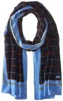 MICHAEL Michael Kors Multi Dressage Oblong Scarf Scarves