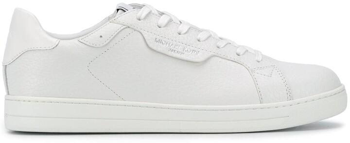 MICHAEL Michael Kors Keating pebbled-effect sneakers