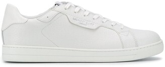 MICHAEL Michael Kors Keating pebbled-effect sneakers
