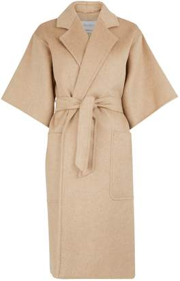 Max Mara Ruta Camel and wool coat