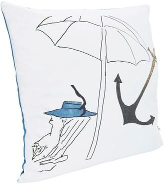 Anchor Girl Cushion
