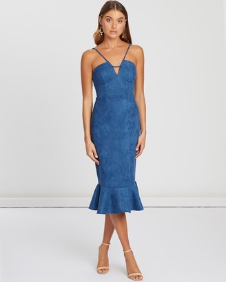 Chancery Isabella Midi Dress