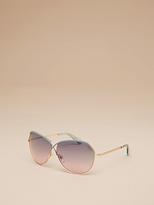 Diane von Furstenberg Bette Sunglasses