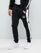 Puma Joggers In Black
