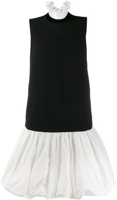 Givenchy Ruffled Balloon Dress
