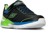 Skechers Little Boys' S Lights: Erupters II - Lava Arc Light-Up Velcro Sneakers from Finish Line