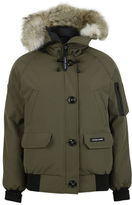 Canada Goose Women's Chilliwack Bomber Jacket Military Green