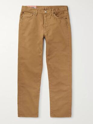 Acne Studios Slim-Fit Denim Jeans