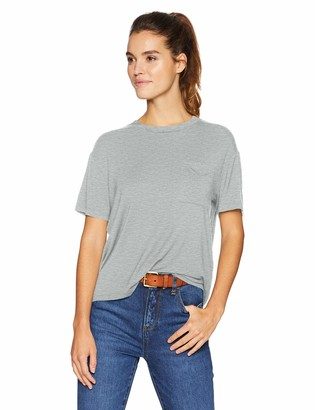 Daily Ritual Jersey Short-sleeve Boxy Pocket Tee Shirt