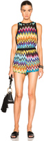 Missoni Mare Sleeveless Romper