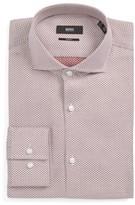 HUGO Men's Boss Jason Slim Fit Dress Shirt