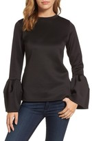 Halogen Women's Bell Sleeve Top