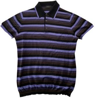 Prada Purple Other Polo shirts