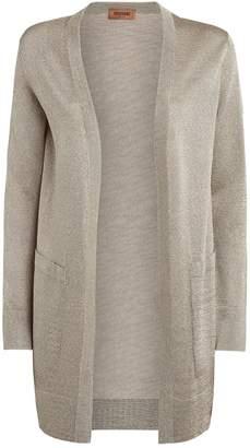 Missoni Knit Metallic Cardigan