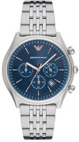 Emporio Armani Chronograph Bracelet Watch, 43mm