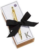 MIXIT Mixit Initial Pen And Notepad Sets