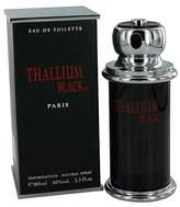 Yves de Sistelle Thallium Black for Men by 3.3 oz EDT SP