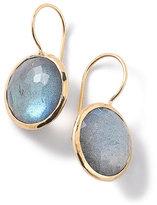 Ippolita 18k Gold Lollipop Drop Earrings, Blue