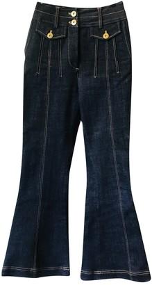Self-Portrait Blue Denim - Jeans Jeans for Women