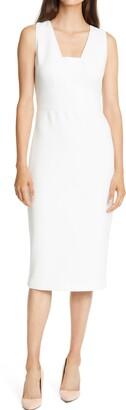 Ted Baker Astrid Seam Detail Pencil Dress