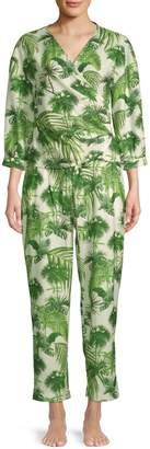 Lea & Viola Tropical Pants