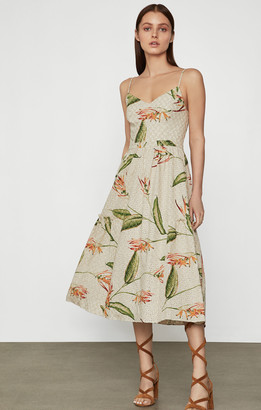 BCBGMAXAZRIA Eyelet Paradise Dress
