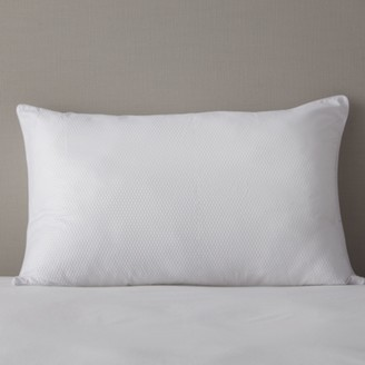 The White Company Super-Soft Ultra Wash Pillow - Firm, No Colour, Large Square