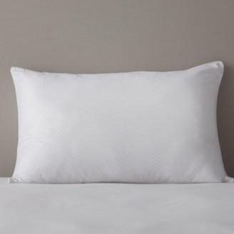 The White Company Super-Soft Ultra Wash Pillow - Firm, No Colour, Super King