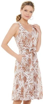 Apt. 9 Women's Cinch-Waist Fit & Flare Dress