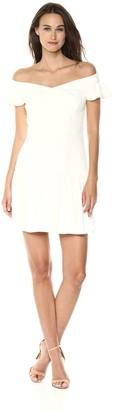 Rebecca Taylor Women's Sleeveless Stretch Texture Dress