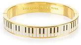 Kate Spade So Well Versed Hinged Idiom Bangle Bracelet