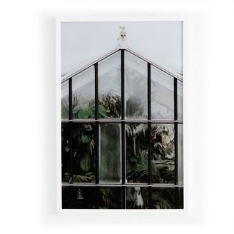 west elm Framed Print - Greenhouse