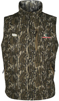Mossy Oak Men's Outerwear Vests Mossy - Brown & Green Bottomlands Camo Thermowool Wool-Blend Vest - Men